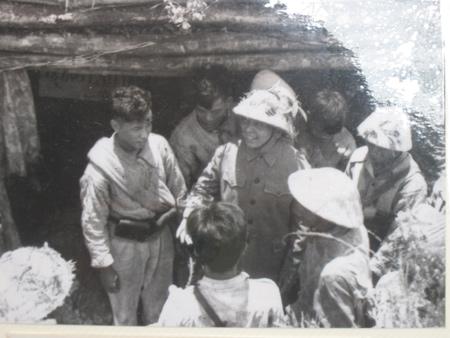 Những bức ảnh đặc biệt hiếm về Đại tướng Võ Nguyên Giáp 1