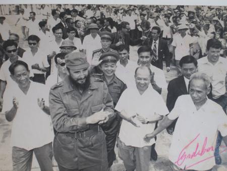 Những bức ảnh đặc biệt hiếm về Đại tướng Võ Nguyên Giáp 3