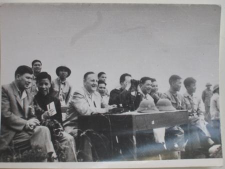Những bức ảnh đặc biệt hiếm về Đại tướng Võ Nguyên Giáp 4