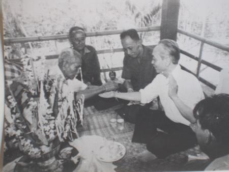 Những bức ảnh đặc biệt hiếm về Đại tướng Võ Nguyên Giáp 8
