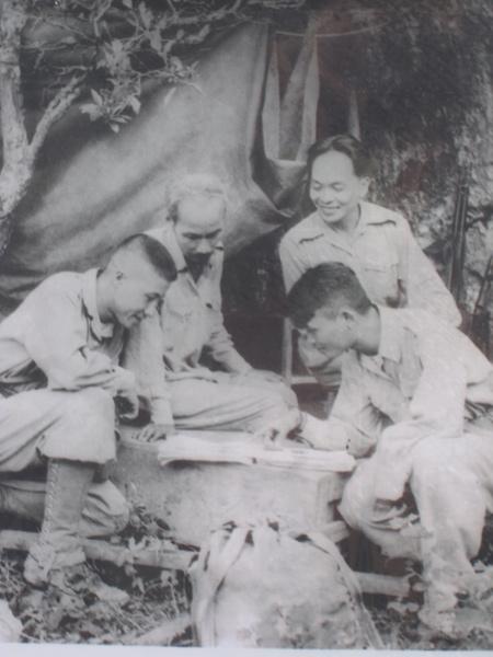 Những bức ảnh đặc biệt hiếm về Đại tướng Võ Nguyên Giáp 12