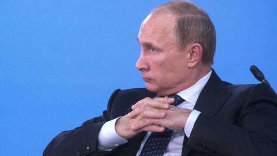 """Năm thứ 2 liên tiếp, Tổng thống Nga Vladimir Putin được vinh danh là """"Người đàn ông quyền lực nhất thế giới"""" theo xếp hạng của tạp chí Forbes. Ảnh: RIA Novosti"""