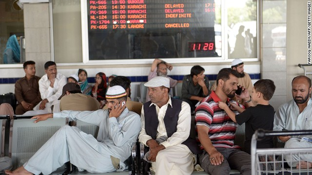 Islamabads Benazir Bhutto International took the worlds worst airport crown. This airport is like a central prison, said one respondent.