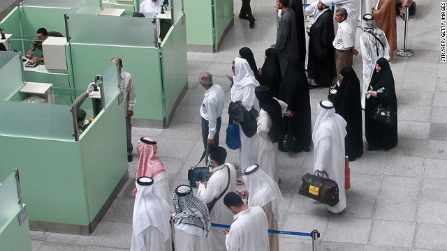 Despite being one of the most beautiful airports in the world , Saudi Arabias Jeddah King Abdulaziz International Airport was voted the second worst.