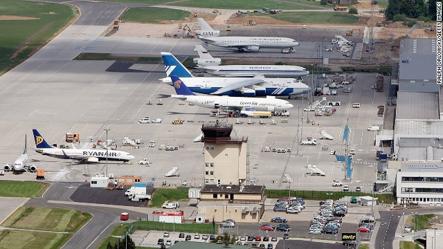 Germanys first low-fare airport, Frankfurt-Hahn International Airport is also the German base of budget airline Ryanair. It was voted sixth worst airport in the world.