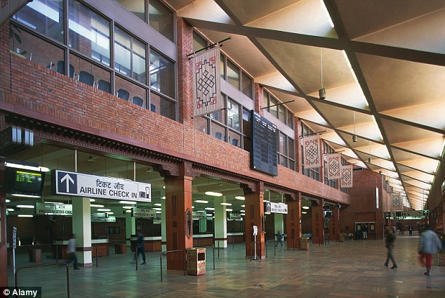 Nepals Kathmandu Tribhuvan International Airport was voted third in the annual survey, and was described as a bus station in an impoverished neighbourhood