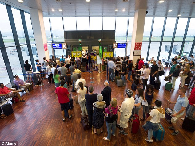 Italys Bergamo Orio al Serio International Airport was given a withering verdict after coming in eighth place, with one travellers writing: The only way this airport could be improved would be to destroy it and rebuild