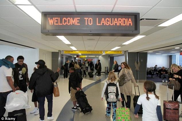 USA Vice-President Joe Biden likened New York Citys LaGuardia airport to a third world country