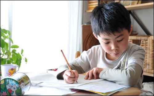 Chẳng mừng khi con được miễn bài tập về nhà - 1