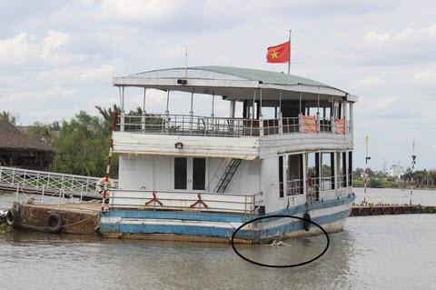 thi thể, nước ngoài, trôi sông, sông Sài Gòn