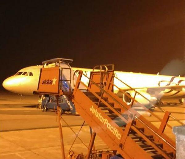 máy bay; Nội Bài; Vinh; sự cố