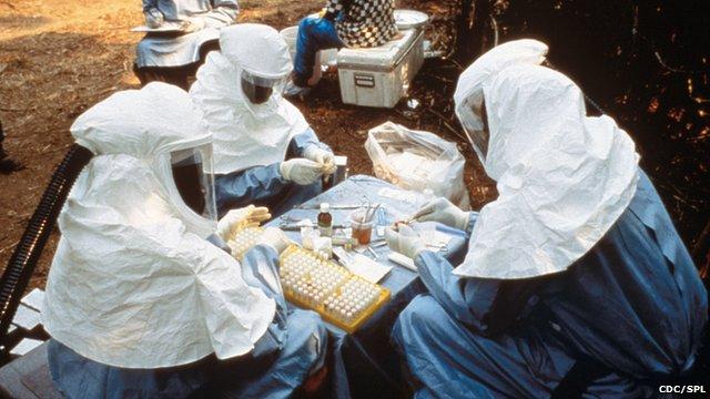 Several experimental treatments are under development