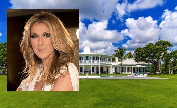 Dinh thự nằm ở Floridian cửa ngõ của đảo Jupiter và ngay bên bờ Đại Tây Dương của cô được hoàn thành vào năm 2010