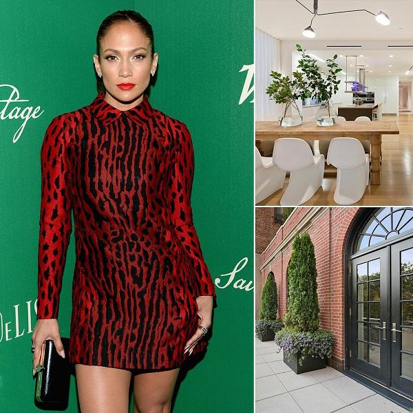 Hình ảnh: Ngắm biệt thự triệu đô của Jennifer Lopez số 1