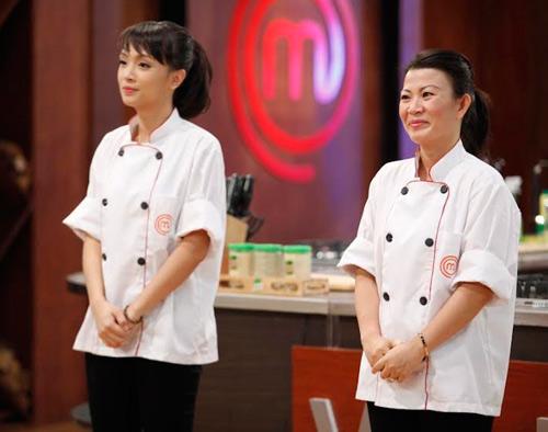 Hai ứng viên cuối cùng cho danh hiệu Master Chef 2014.
