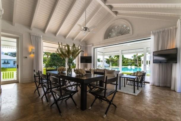 Căn nhà tận dụng tối đa ánh sáng thiên nhiên