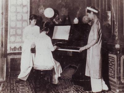 Ba ái nữ nhà học giả Nguyễn Văn Vĩnh