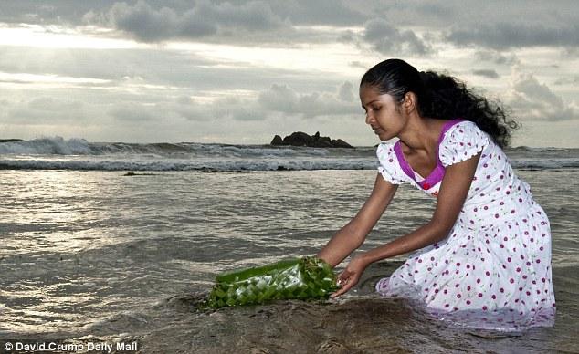 Tashmila đã mất đi người cha thân yêu của mình khi làn sóng khổng lồ ập đến phá hủy tất cả mọi thứ, bao gồm cả ngôi trường yêu quý của cô.