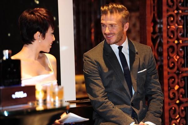 1 tháng sau chuyến thăm Việt Nam, Beckham vẫn