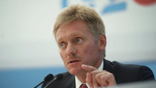 Phát ngôn viên điện Kremlin Dmitry Peskov. Ảnh: RIA Novosti