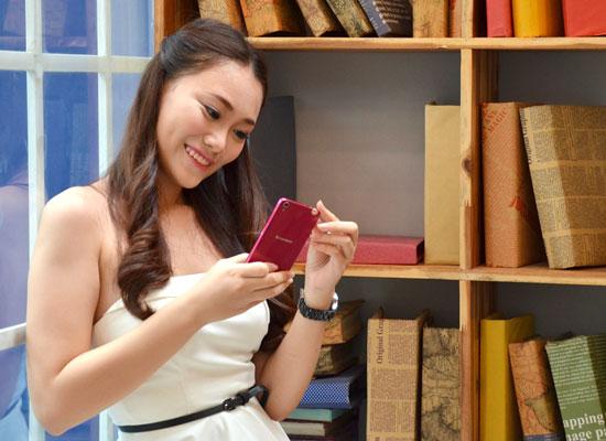 Là smartphone giá rẻ dành cho phái đẹp nhưng Lenovo S850 vẫn sở hữu nhiều tính năng cao cấp