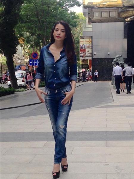 Hà Hồ, Trương Ngọc Ánh mỗi người một vẻ với street style
