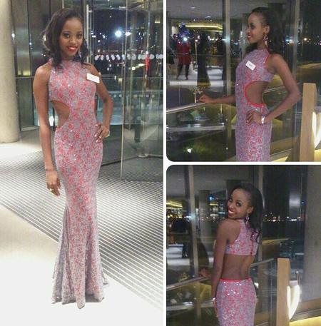 Người đẹp Kenya