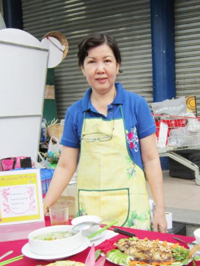 Chị Mai Hương đã trả lại tiền, giấy tờ cho khách hàng