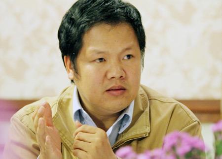 Hiệu trưởng trường ĐH FPT Đàm Quang Minh