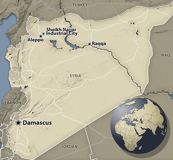 Các tù nhân bị giam giữ ở nhà tù ở Sheikh Najjar vào cuối tháng 8 và đầu tháng 9/2013 cho tới cuối tháng 12.