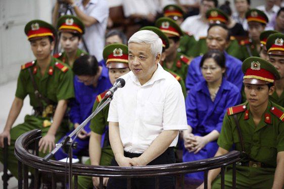 Nguyễn Đức Kiên lần đầu thừa nhận đã sai trước tòa