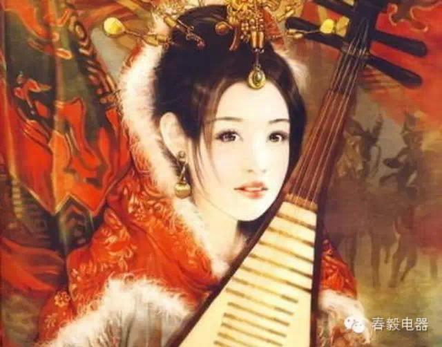 Vương Chiêu Quân là một mỹ nhân thời nhà Hán, một trong Tứ đại mỹ nhân của lịch sử Trung Quốc. Vương Chiêu Quân đi vào lịch sử Trung Quốc như một người đẹp hòa bình, sự quên mình của nàng góp phần mang lại hòa bình trong 60 năm giữa nhà Hán và Hung Nô. Ảnh minh họa