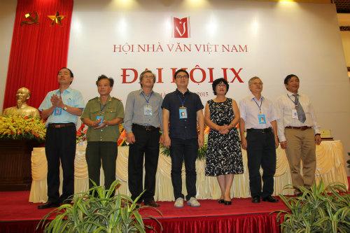 Ban Kiểm tra khóa IX ra mắt Đại hội