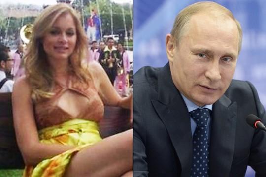 Maria Putin, con gái lớn của nhà lãnh đạo Nga. Ảnh: New York Post