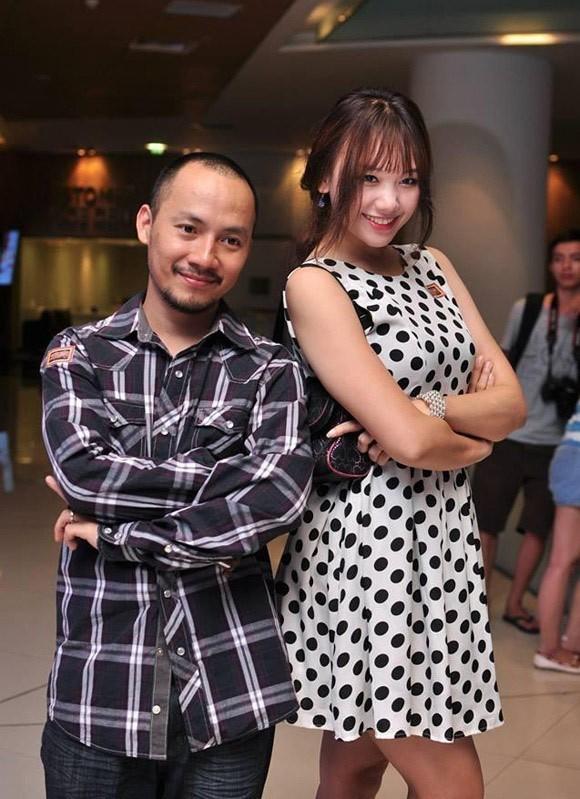 Tiến Đạt là mẫu người trước đây chưa từng có trong từ điển tình yêu của Hari Won.