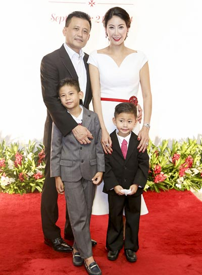 Hà-Kiều-Anh, Huỳnh-Trung-Nam, doanh-nhân, hoa-hậu, đại-gia, Nguyễn-Quang-Thiều