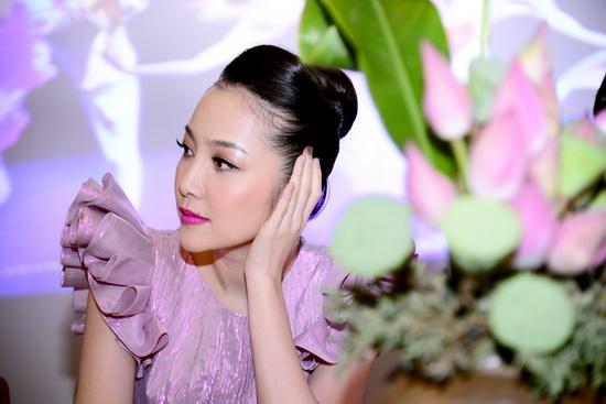 Linh Nga, nghệ sĩ múa