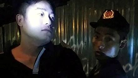 nhân viên, đại sứ quán, đấm vào mặt CSGT, bị dừng xe