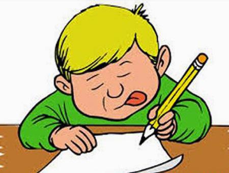 tập làm văn, nói dối, dạy trẻ