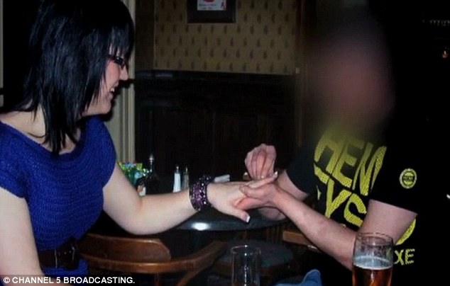 Kylie being proposed to by her now ex-boyfriend on her 24th birthday