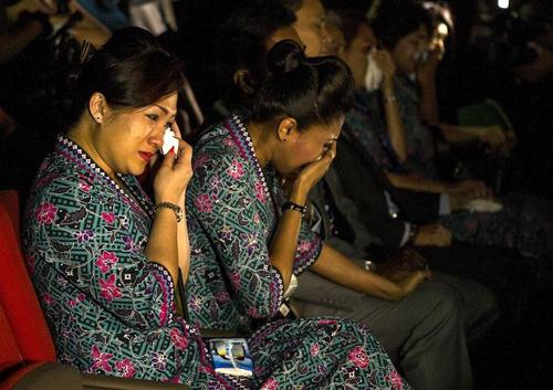Tiếp viên Malaysia Airlines đau đớn, sa sút tinh thần sau MH370 và MH17 2