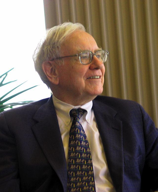 Tỷ phú Warren Edward Buffett