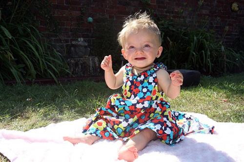 Sức sống mãnh liệt của bé sơ sinh nặng 600 g 2
