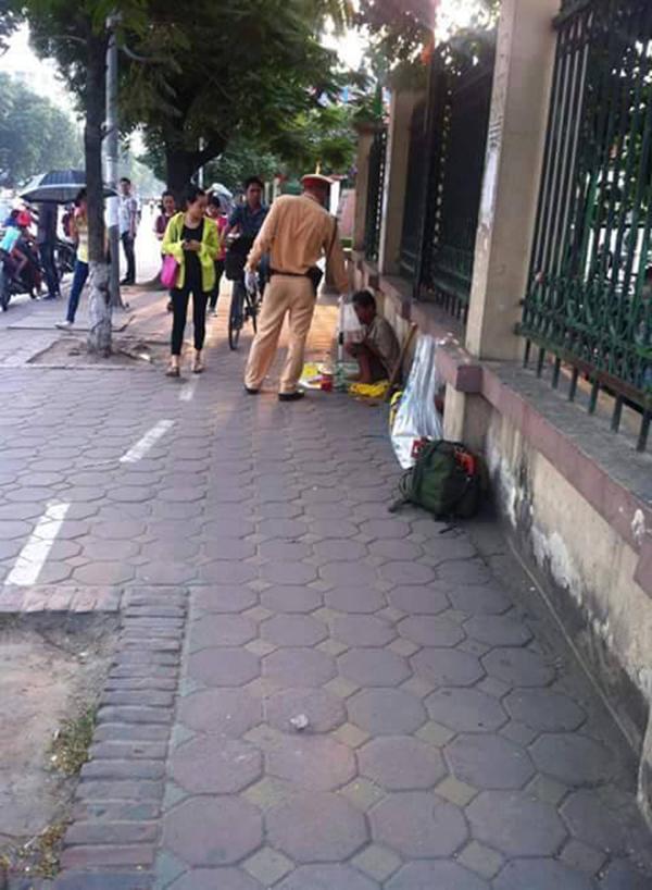 cảnh sát giao thông