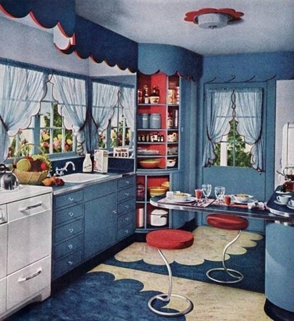 Chiêm ngưỡng các căn bếp tuyệt đẹp từ những thập niên 80 trở về trước 1