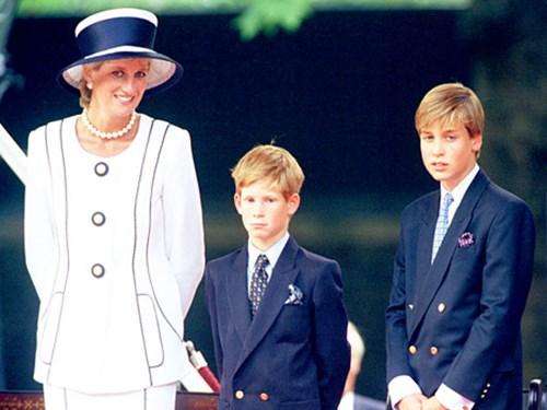 Di chúc của công nương Diana