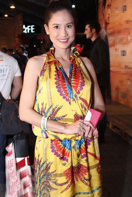 Quá khứ hào quang của nữ diễn viên Đào Vân Anh