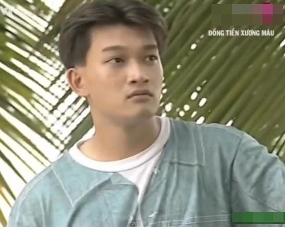 Anh chàng si tình do Trương Minh Quốc Thái đóng.