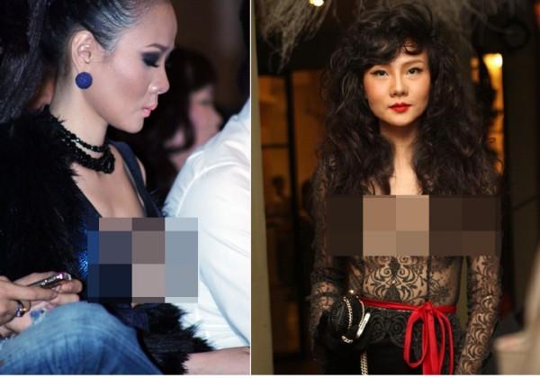Hình ảnh: Chuỗi scandal ồn ào của cựu người mẫu Dương Yến Ngọc số 6