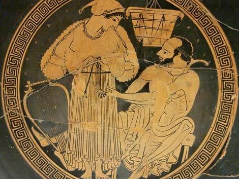 Hoàng hậu La Mã cổ đại làm... gái bán dâm? 1